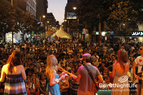Hamra Streets Festival: Day 2