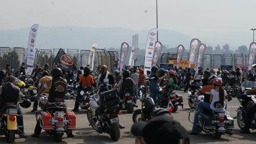 Final preparations underway for record-breaking Harley-Davidson ride