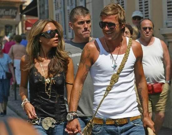 David Beckham Denies Cheating Allegations