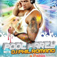 Pool Party with DJ PHIL ROMANO at Senses Club