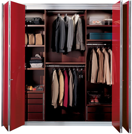 Wardrobe Feng Shui: Help Yourself Climb the Ladder of Success