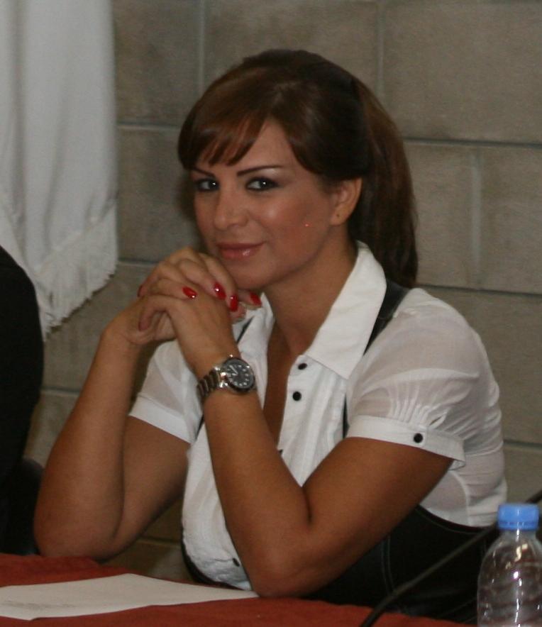 NDU Hosts Nathalie Fadlallah