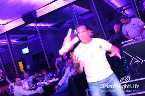 Flaring Night at Axis Bar-Lounge