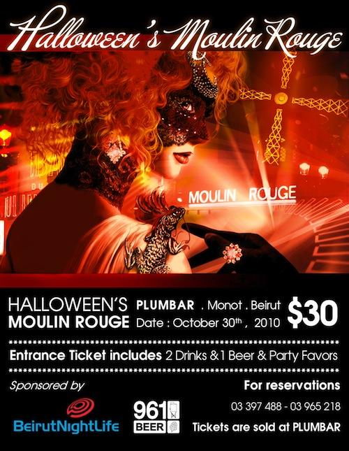 Halloween's Moulin Rouge