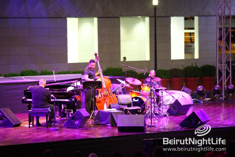 Beirut Jazz Festival 2010 Closing Day: Randy Crawford and Joe Sample Trio