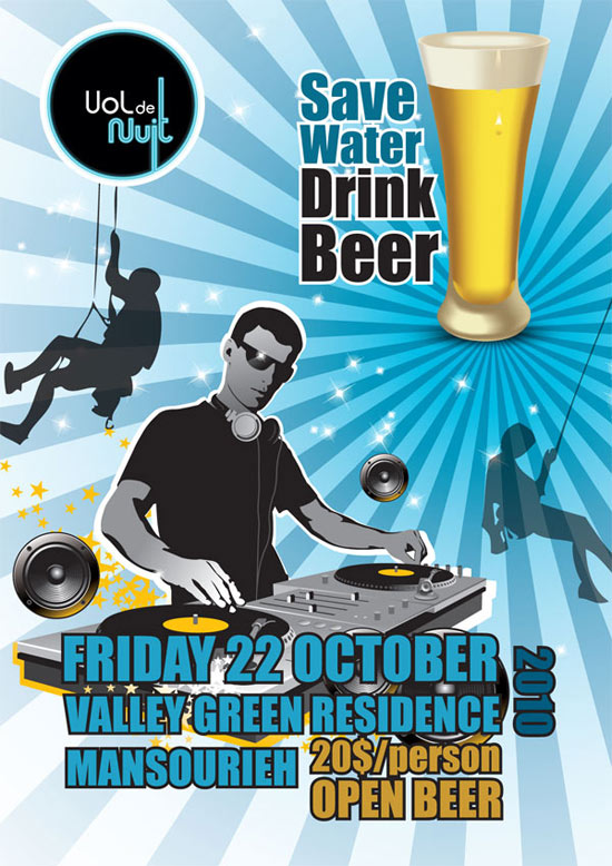 Beer Festival At Valley Green Residence