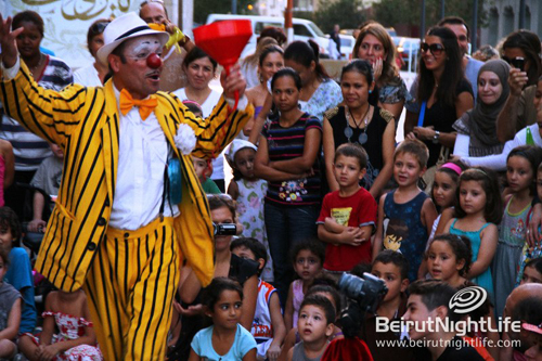 The 8th edition of Beirut Street Festival