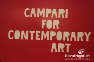 Campari for Contemporary Arts
