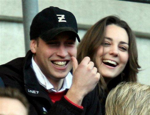Royal Marriage: Prince William Engaged