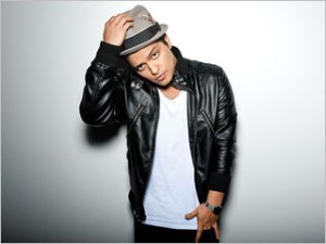 Bruno Mars Releases his Debut Album