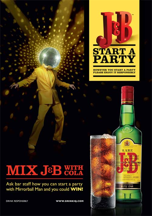 J&B Start A Party Beirut