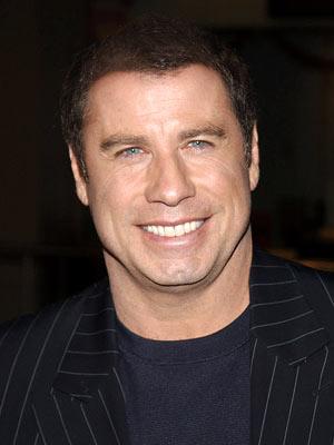 John Travolta's New Baby