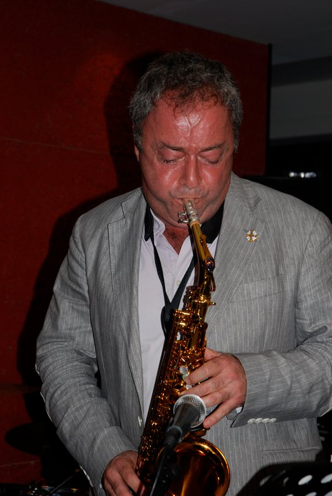 Avo Tutunjian Bebop Jazz At Razz'zz