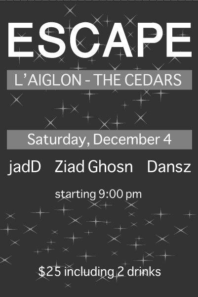 Escape At L'Aiglon