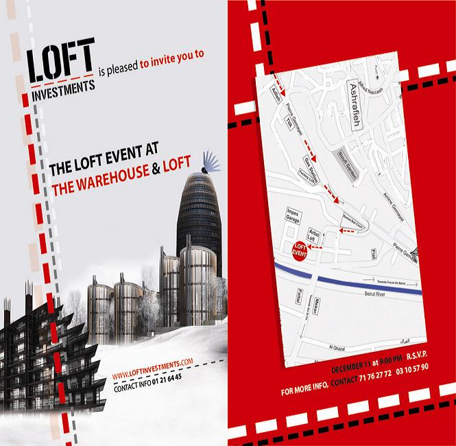 The Loft Event At The Warehouse And LOft