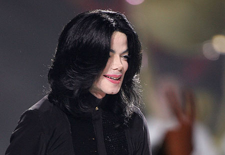 Breaking News by Michael Jackson