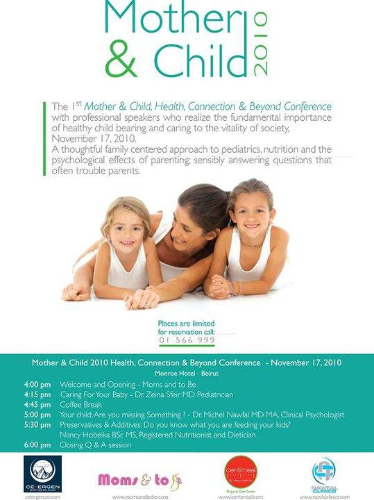 Mother and Child Health Conference