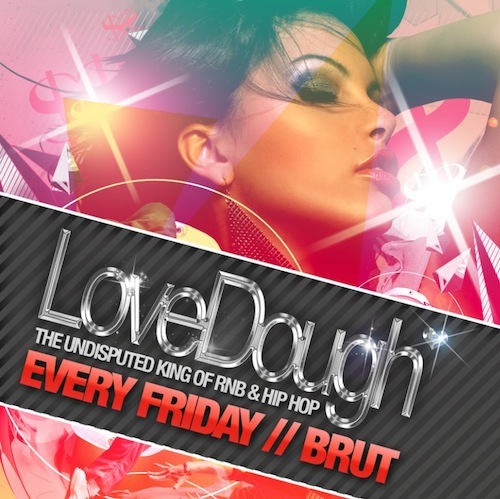 LoveDough with DJ B Naughty!!