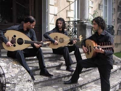 "Trio Joubran – ""Tribute to Mahmoud Darwish"""