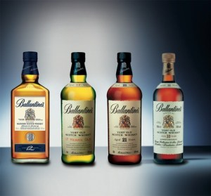 Ballantine's: Two Bottles Sold Every Second