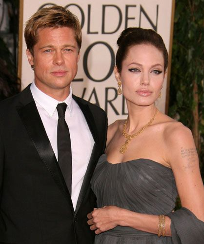 Steamy Images of Brad and Angelina, Who Has Them?
