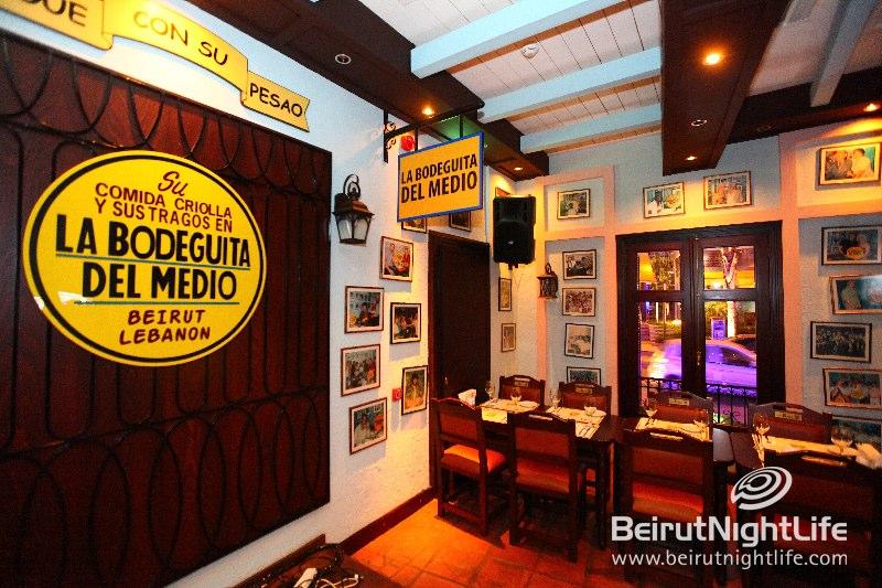 La B Del M: Cuban Flavor in Beirut