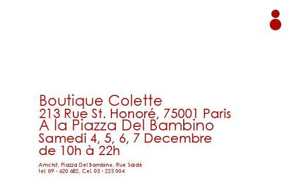 B.Lebanon Book At Boutique Colette