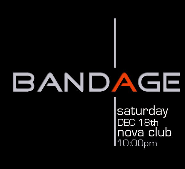 Bandage Live In Concert At Nova