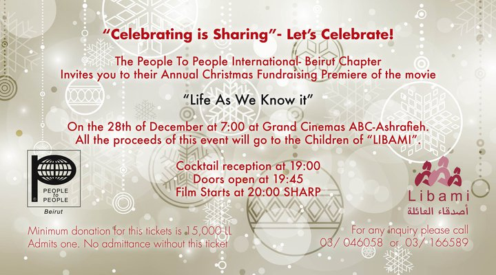 Celebrating Is Sharing Let's Celebrate