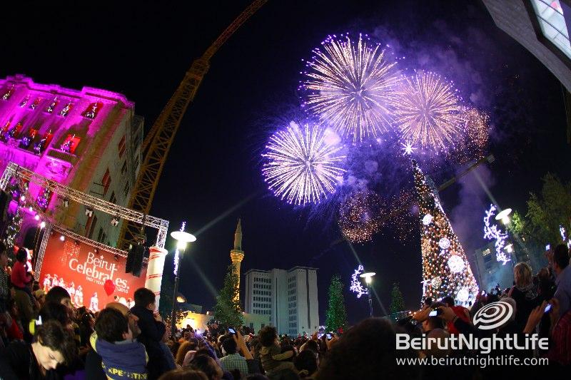 Beirut Celebrates Christmas 2010