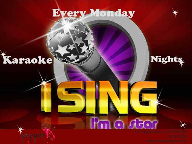 Karaoke Nighy At Pepper Resto Club