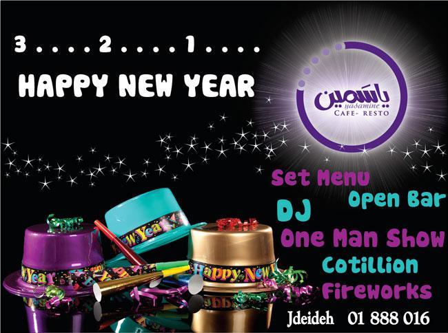 New Year's Eve At Yasamine
