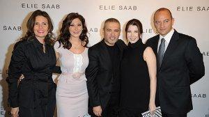 Parisian Catwalks Welcome Lebanese Stars