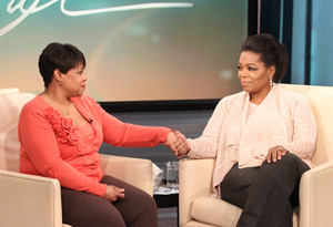Oprah Finds Her Secret Half Sister