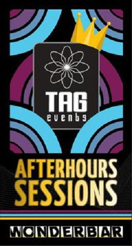 Tag Afterhours Sessions At WonderBar