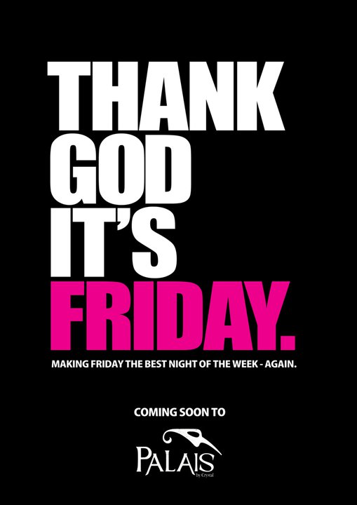 Thank God It's Friday Feat Coolio At Palais