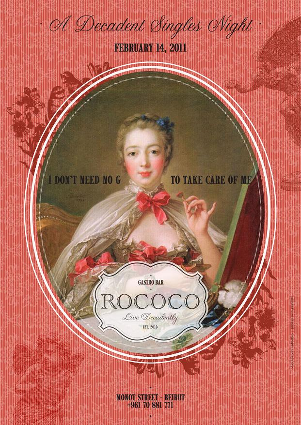 A Decadent Singles Night At Rococo