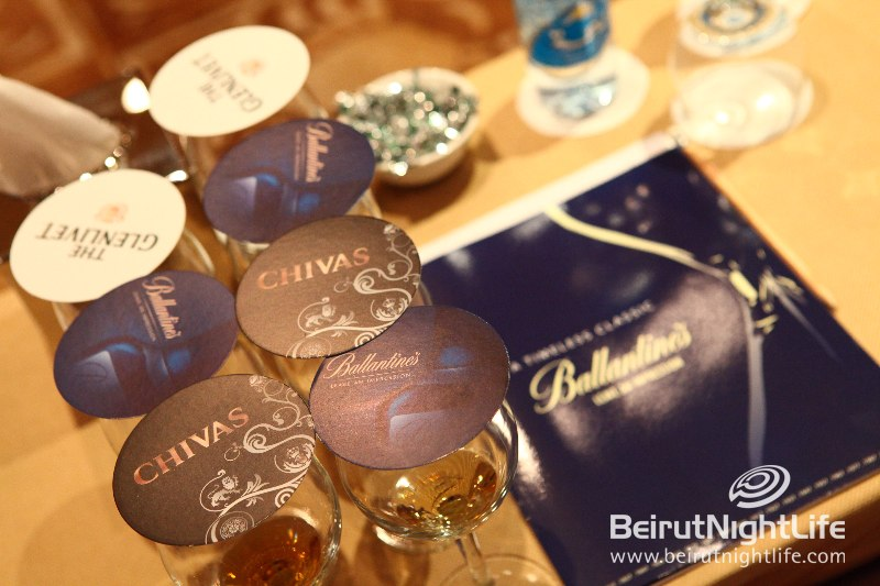 Mystery Behind Chivas and Ballantine's