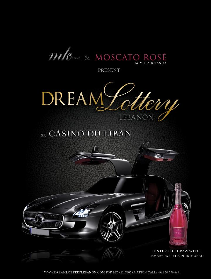 Dream Lottery Lebanon Car At Casino Du Liban