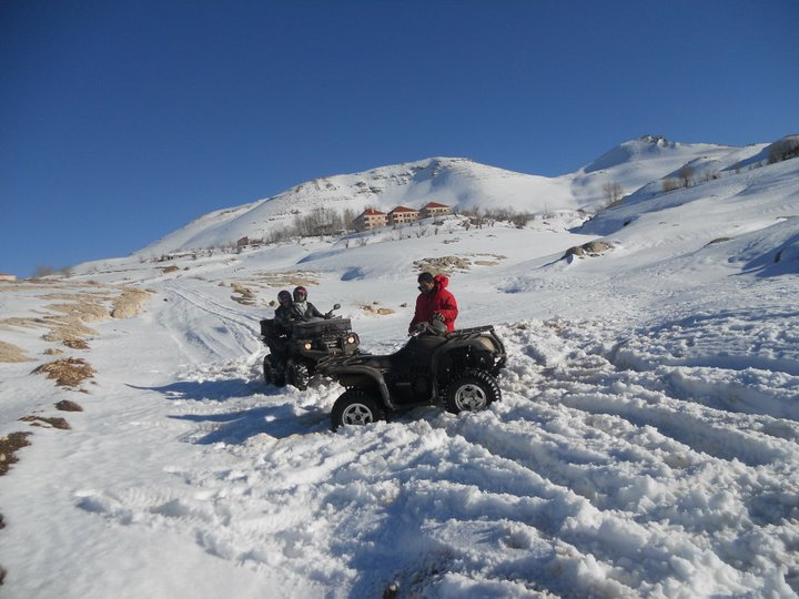 ATV Ride At Laqlouq
