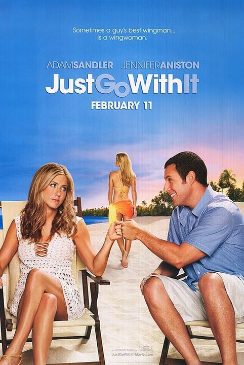 Monday Movie Review: Just Go With It
