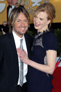 Nicole Kidman and Secret Baby