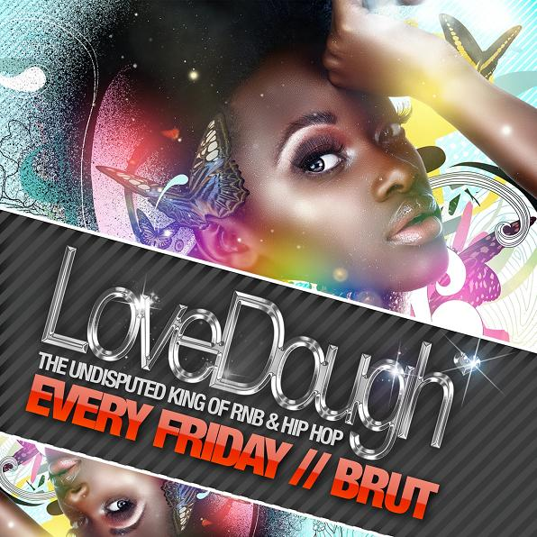 Bake Some LoveDough At Brut