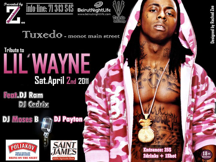 Lil Wayne Night At Tuxedo