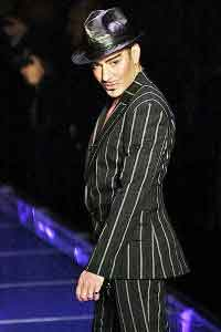 Galliano Fired from Dior