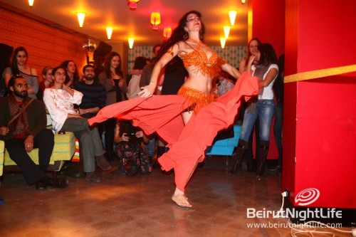 Obros Brings Brazilian Oriental Entertainment to Hamra