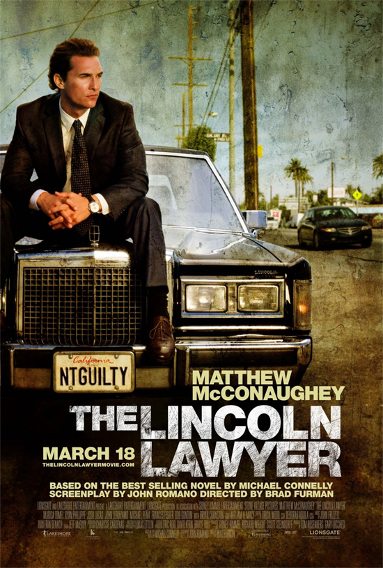 Movie Review: The Lincoln Lawyer