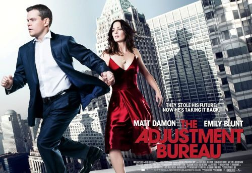 Movie Review: The Adjustment Bureau