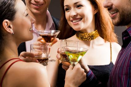 Him Vs. Her: Virgin Cocktails Or Hard Liquor?