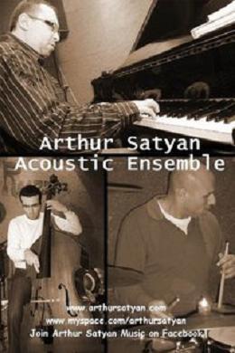 Arthur Satyan Accoustic Ensemble At Razz'zz